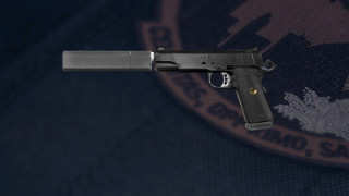 Firearm - M45 Meusoc
